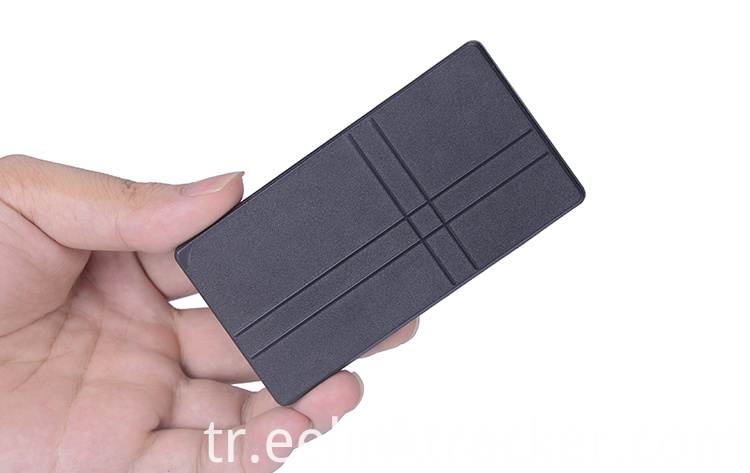 Long standby GPS tracker GPT12 5